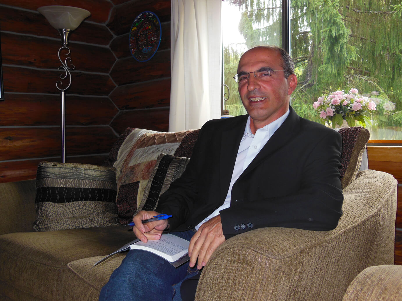 reza-on-couch